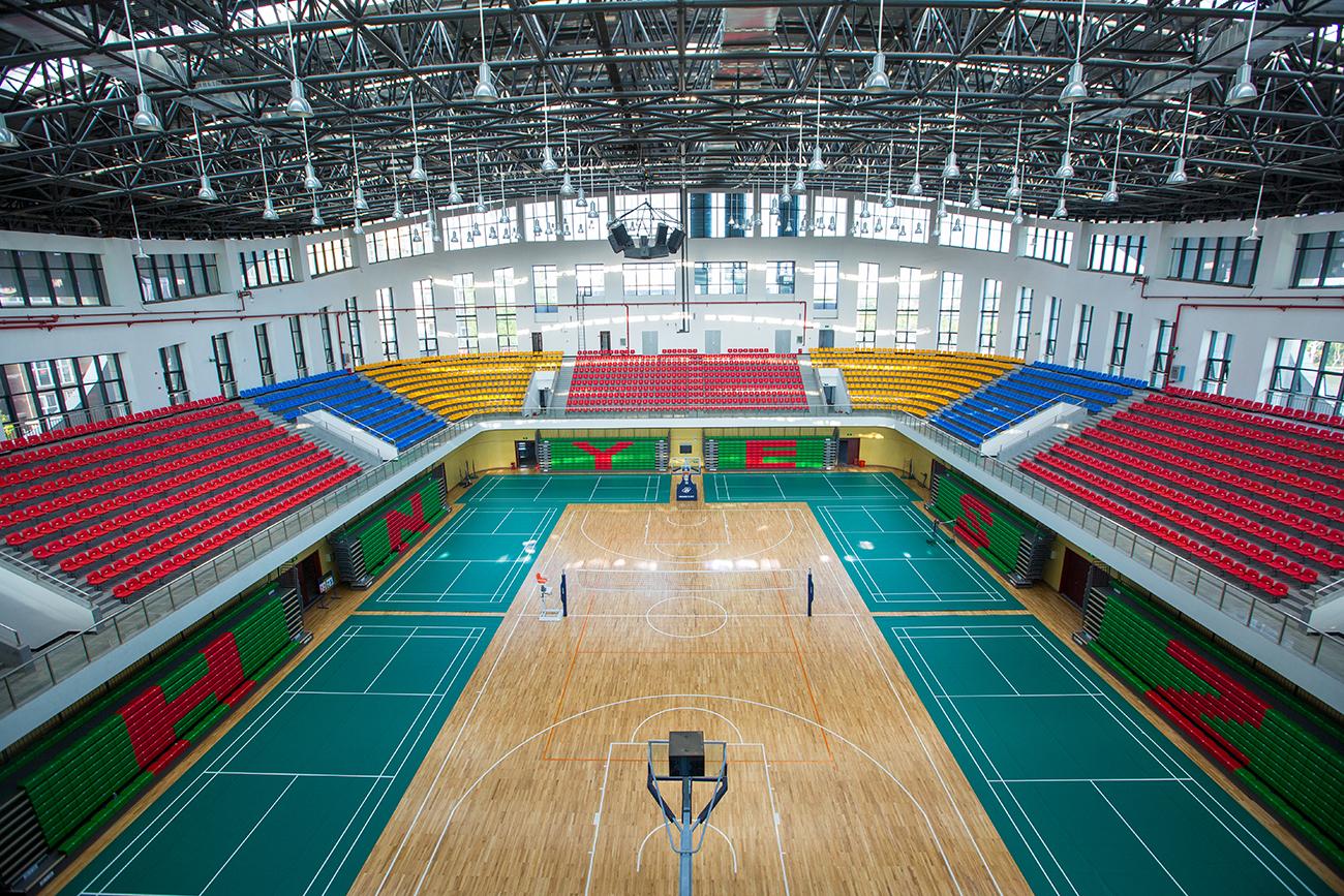 新区体育馆