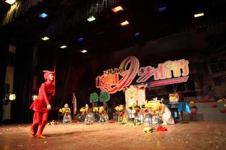 2012.05.23晚,我校第四届英语短剧比赛在学校大礼堂隆重举行。.JPG